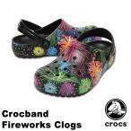 ショッピングサボ クロックス(CROCS) クロックバンド ファイヤーワークス クロッグ(crocband fireworks clog ) メンズ/レディース サンダル【男女兼用】