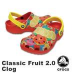 ショッピングサボ クロックス(CROCS) クラシック フルーツ 2.0 クロッグ(classic fruit 2.0 clog) メンズ/レディース サンダル(男女兼用)[BB]