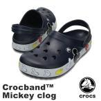 ショッピングcrocband クロックス(CROCS) クロックバンド ミッキー クロッグ(crocband Mickey clog) メンズ/レディース サンダル