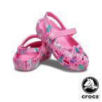 クロックス CROCS クラシック チャーム メリー ジェーン キッズ classic charm mary jane kids サンダル ベビー & キッズ 子供用[AA]