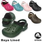 ショッピングバヤ クロックス(CROCS) バヤ ラインド サンダル(CROCS Baya Lined)