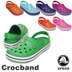 ショッピングcrocband クロックス(CROCS) クロックス クロックバンド(Crocband) 11016 メンズ/レディース(大人用) サンダル[BB]