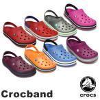 ショッピングcrocband クロックス(CROCS) クロックス クロックバンド(Crocband) メンズ/レディース(大人用) サンダル[BB]