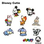 ショッピングジビッツ クロックス(CROCS)ジビッツ(jibbitz) ディズニー キューティー(Disney Cutie) /クロックス/シューズアクセサリー/ミッキー/キャラクター/[RED] [AA]