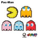 クロックス CROCS ジビッツ jibbitz パックマン Pac-Man クロックス シューズアクセサリー [YEL] [小物] [AA-1]