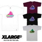エクストララージ(X-LARGE)OLD OG SS TEE S/SL 半袖 Tシャツ