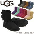 ショッピングムートン アグ オーストラリア(UGG Australia) ウィメンズ ベイリー ボウ(Woman's Bailey Bow) シープスキンブーツ/ムートンブーツ
