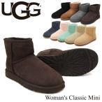 ショッピングアグ アグ オーストラリア(UGG Australia) ウィメンズ クラシック ミニ(Woman's Classic Mini) シープスキン ブーツ[CC]