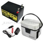 ディープサイクルバッテリー13Ah (BM-D13) 本体&チャージャー&バッグセット