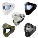 セーブフェイスマスク SUM2 ゴーグル プロテクター スカル/混合色タイプ ジェットスキー マリンスポーツ