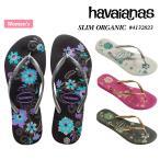 ショッピングハワイアナス havaianas ハワイアナス SLIM ORGANIC 4132823 スリム サンダル ビーチサンダル 草履 男女兼用 レディース メンズ
