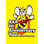 【送料無料選択可】AAA/AAA 6th Anniversary Tour 2011.9.28 at Zepp Tokyo