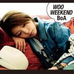 BoA/WOO WEEKEND [ジャケットB]