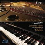 【送料無料選択可】コスタンティーノ・カテーナ (pf)/至高のコンサートグランド ファツィオーリ F278〜 ドビュッシー&シューマン:ピアノ作品集