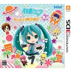 【送料無料選択可】ゲーム/初音ミク Project mirai でらっくす[3DS]