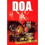 【送料無料選択可】D.O.A./POSITIVELY D.O.A.:LIVE