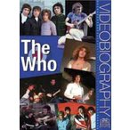 【送料無料選択可】THE WHO/VIDEOBIOGRAPHY