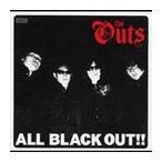 【送料無料選択可】THE OUTS/ALL BLACK OUT