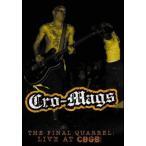 【送料無料選択可】CRO-MAGS/LIVE AT CBGB