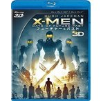 【送料無料選択可】洋画/X-MEN:フューチャー&パスト 3D・2Dブルーレイセット [3DBlu-ray+Blu-ray][Blu-ray]