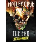 【送料無料】モトリー・クルー/「THE END」ラスト・ライヴ・イン・ロサンゼルス 2015年12月31日+劇場公開ドキュメンタリー映画「THE EN