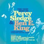 【送料無料選択可】パーシー・スレッジ&ベン・E.キング/ザ・ヴェリー・ベスト・オブ・パーシー・スレッジ&ベン・E.キング [2CD/輸入盤]