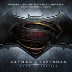 【送料無料選択可】ハンス・ジマー/「バットマン vs スーパーマン ジャスティスの誕生」オリジナル・サウンドトラック [輸入盤]