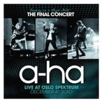 輸入洋楽CD a-ha / LIVE AT OSLO SPEKTRUM DECEMBER 4th 2010(輸入盤)