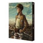 TVアニメ 進撃の巨人  Season 3  4   初回限定版   Blu-ray