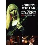 【送料無料選択可】ジョニー・ウィンター&ドクター・ジョン/ライヴ・イン・スウェーデン 1987