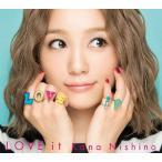 【送料無料選択可】西野カナ/LOVE it [DVD付初回限定盤]