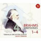 【送料無料選択可】デイヴィッド・ジンマン (指揮)/ブラームス: 交響曲全集