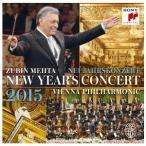 【送料無料選択可】ズービン・メータ ウィーン・フィルハーモニー管弦楽団/ニューイヤー・コンサート2015