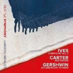 【送料無料選択可】リュドヴィク・モルロー (指揮)/シアトル交響楽団/アイヴズ: 交響曲第2番/カーター: インスタンス/ガーシュウィン: パリのアメ