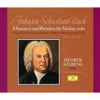 【送料無料選択可】ヘンリク・シェリング (ヴァイオリン)/J.S.バッハ: 無伴奏ヴァイオリンのためのソナタとパルティータ BWV1001-1006