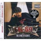 【送料無料選択可】AK-69 a.k.a. Kalassy Nikoff/THE STORY OF REDSTA -AK-69- [CD+DVD]