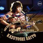 Yahoo!ネオウィングYahoo!店【送料無料選択可】斉藤和義/ONE NIGHT ACOUSTIC RECORDING SESSION at NHK CR-509 Studio