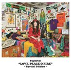 [CDA]/Superfly/LOVE  PEACE & FIRE -Special Edition-