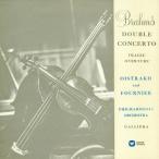 【送料無料選択可】ダヴィッド・オイストラフ/ブラームス: 二重協奏曲、ブルッフ: ヴァイオリン協奏曲