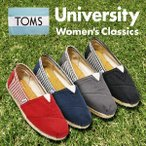 TOMS レディース スリッポン 本物保証 トムス University 即納 靴 スニーカー 春 夏 新作 td