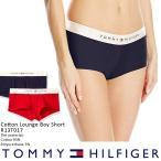 トミーヒルフィガー ボクサーパンツ Tommy hilfiger Cotton Lounge Boy Short R13T017 アンダーウェア 下着 スポーツパンツ レディース ウーマンズ[ZRC]