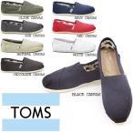 TOMS Classics Collection womens ALPARGATA CANVAS 001001 トムスシューズ スニーカー