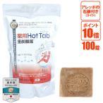 【100錠入り】新 薬用ホットタブ 重炭酸湯 Hot Tab  入浴剤 メイソンジャープレゼント付き
