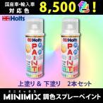 ホルツペイントスプレー☆スバル用 クリスタルホワイトパール 3P #K1X