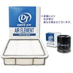 タント L350S/L360S NA車用☆オイル/エアフィルターSET☆ 特価