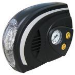 大自工業 エアーコンプレッサー LEDライト付 DC12V用 ML-260