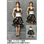 ドールズフィギュア CC278 1/6フィギュア用衣装 花柄ワンピースセット (DOLLSFIGURE CC278)