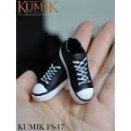 KUMIK 1/6フィギュア用 スニーカー FS-17