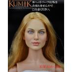 KUMIK 1/6サイズフィギュア用 女性ヘッドパーツ 16-23B