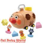 知育玩具 2歳 アンパンマンごう やわらかパズル トーホー TOHO おもちゃ ブロックあそび パズル
